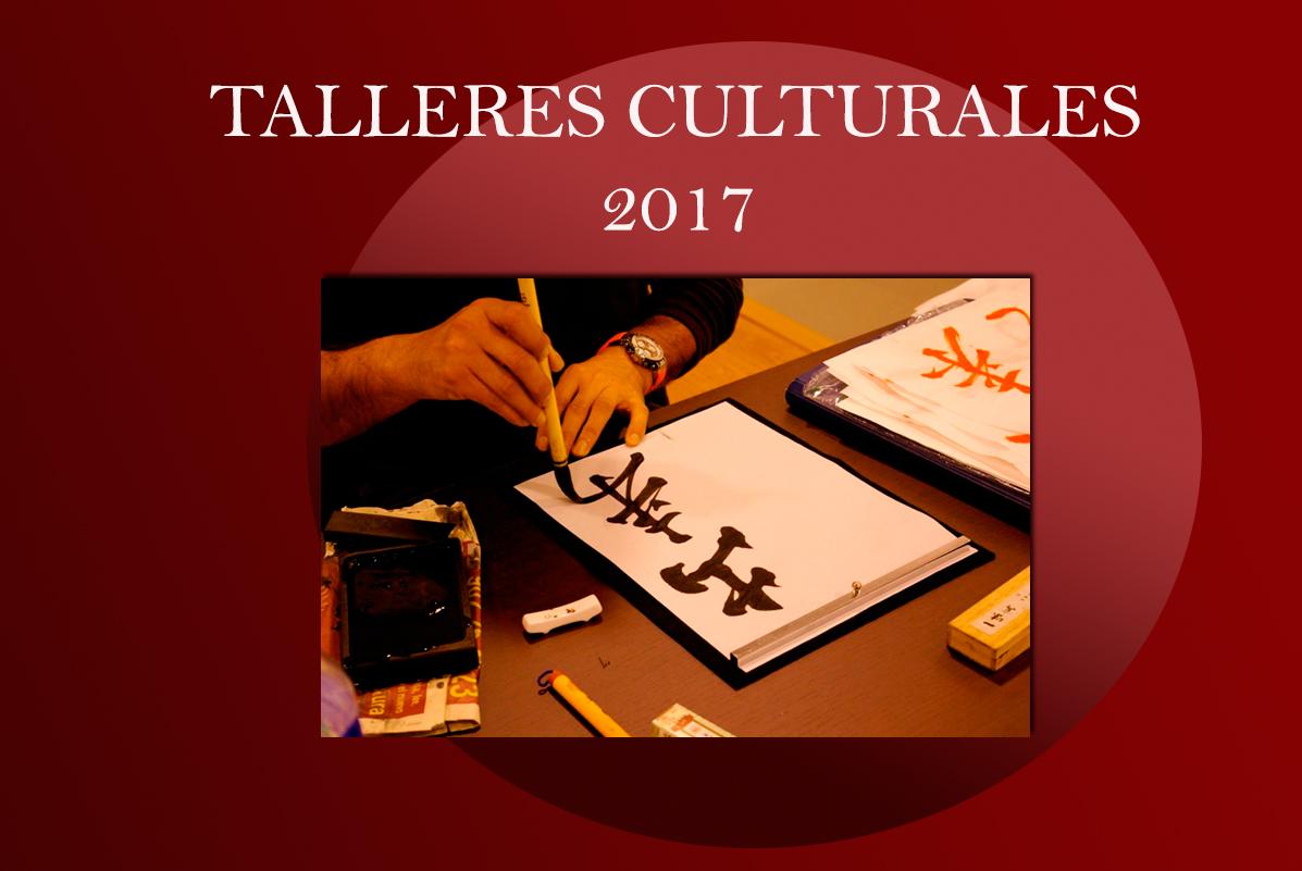 Talleres culturales